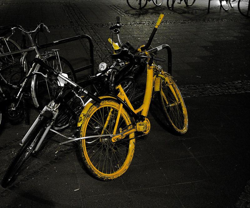 Bicycle meshup