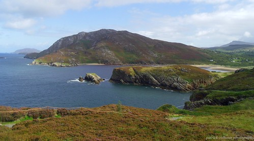 dunreebay urrishills loughswilly landscape seascape donegal ireland countydonegal ulster