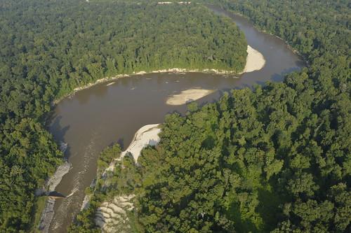 pearlriver onwingsofcare billyduggar dam sills siltingin sedimentation shoaling