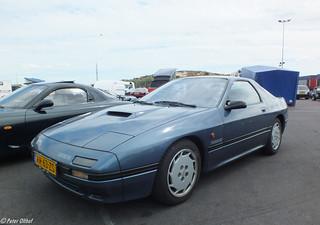 1987 Mazda Rx 7 Turbo Ii Nationaal Oldtimer Festival Flickr