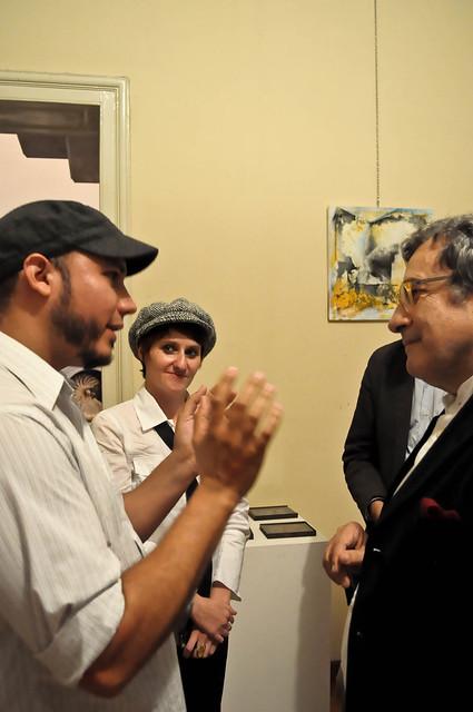 Sezione internazionale Premio BBGS 2012 - artisti sudamericani in Villa Vertua e conferenze