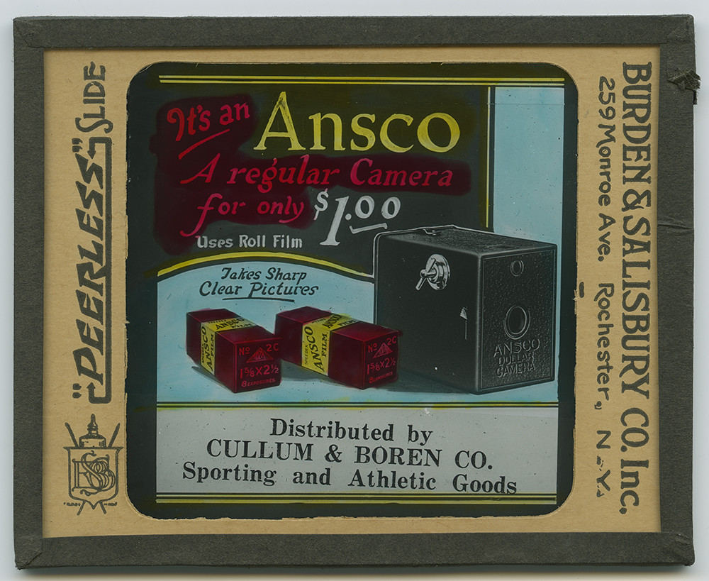 It's an Ansco | Creator: Burden & Salisbury Company, Inc  Da… | Flickr