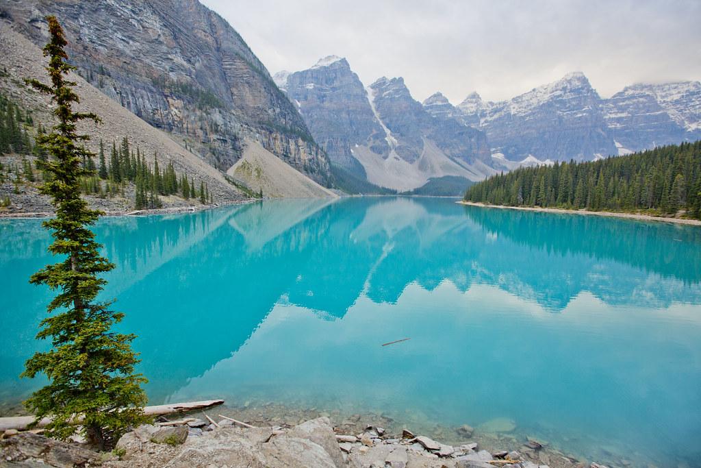 Moraine Lake Alberta Gotovan Flickr