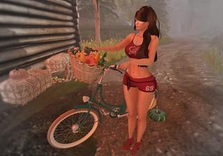 De paseo en bici