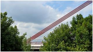 Rheinbrücke Wesel | by Ed van de Zilver