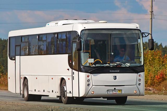 NefAZ-5299-37-42  BH 874 O 16 (RUS)