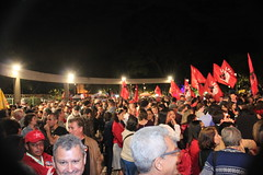 Lançamento do Plano de Governo  O Brasil Feliz de Novo.