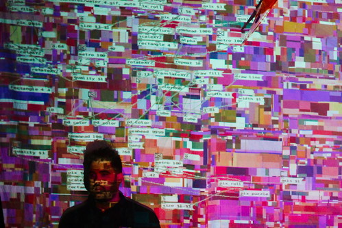 Livecode Festival #2 Algorave | by hellocatfood