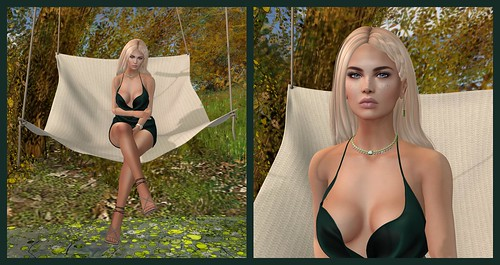 Jewelry set Marcia by Fortuna exclusively for The Avenue event | by Fortuna Jewelry (SL:RubyUppers)