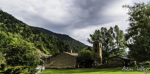 Sant Martí de la Cortinada.