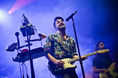 Young The Giant en Festival Riot Fest 2018