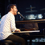 Fri, 17/08/2018 - 11:06pm - Ben Folds Live at Forest Hills Stadium, 8.17.18 Photographer: Gus Philippas