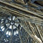 Hoch oben im Kölner Dom