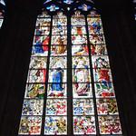 Aus dem Jahr 1508 stammt das Dreikönigsfenster des Kölner Doms