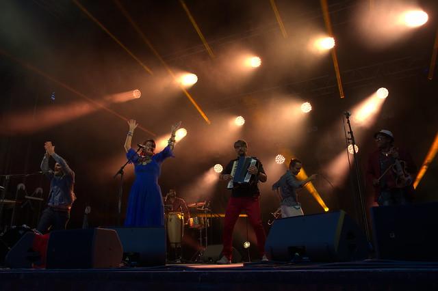 Rona HARTNER & DJ TAGADA - Uriage en Voix 2018