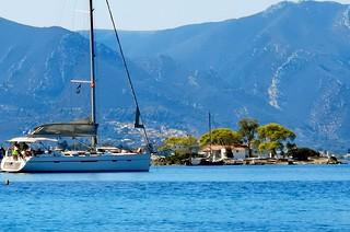 Russian Bay Poros 🇬🇷 Greece | by Jennida192