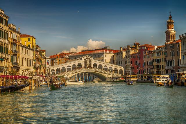 Ponte di Rialto ©