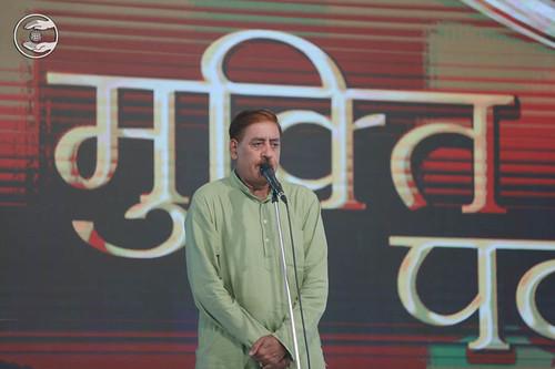 Roshan Dehlvi from Shahdara, Delhi, expresses his views