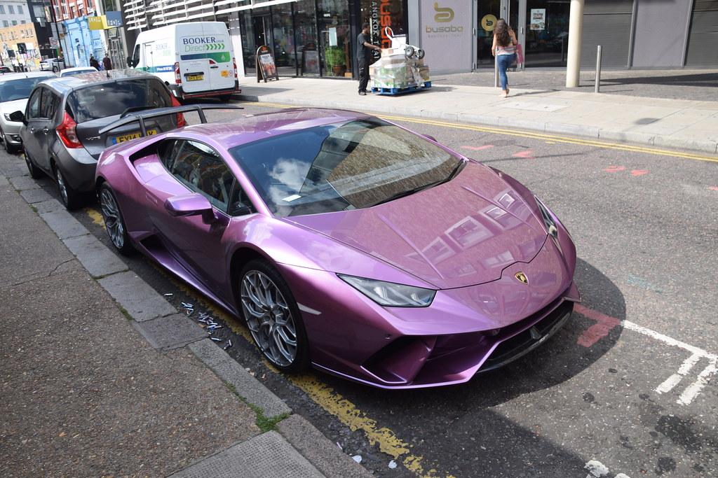 Dsc 6718 Shoreditch London Sclater Street With A Purple La Flickr