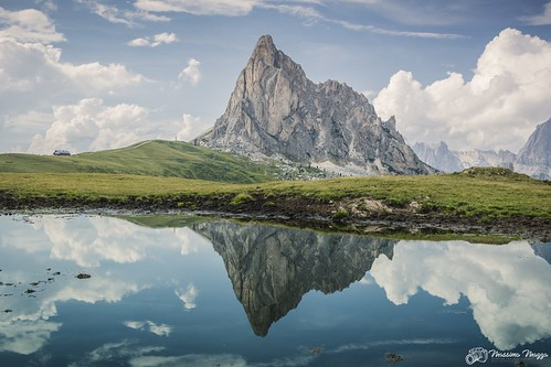 Reflections at Giau Pass (2236mt.) | by www.massimomazza.net