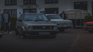 VW Golf MK2 | by Felix Gellendin