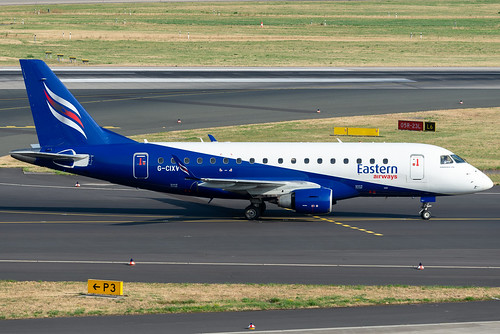 G-CIXV @DUS | by DirtyCrow Planespotting