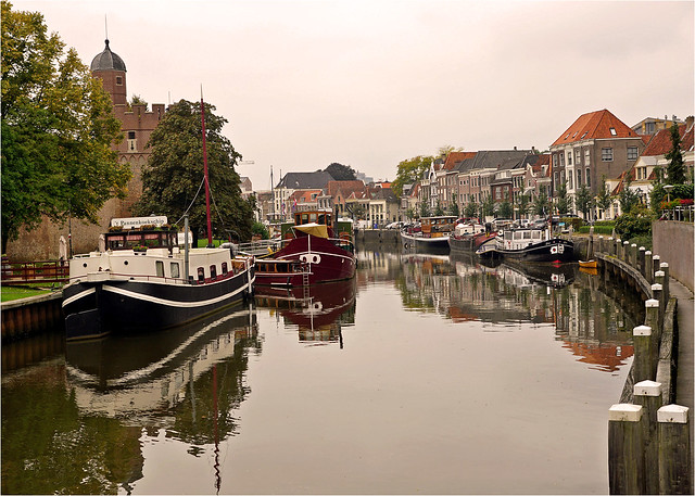 Thorbeckegracht Zwolle