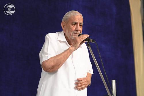 Chairman CPAB SNM, K.R. Chadha from Avtar Enclave, Delhi