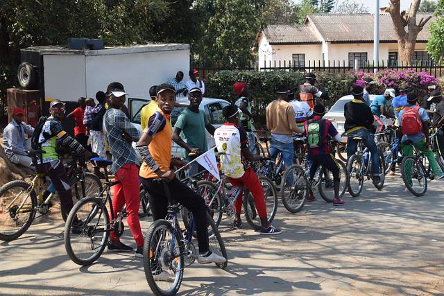 Zambia-2018-08-18-Peace Road 2018 Held in Zambia