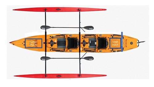 Hobie Tandem Offshore | by Wind Watcher