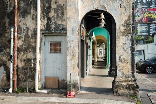 malaysia 馬來西亞 ipoh 怡保 arcade 拱廊
