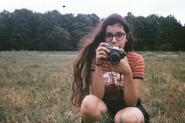 Shooting - 35mm Point and Shoot