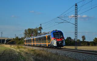 Alstom ETR 104 001 Trenitalia Pop VUZ Velim 8.9.2018 | by Tomáš Pelech