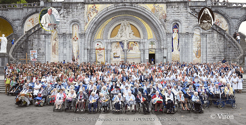Pélés Lourdes 2018