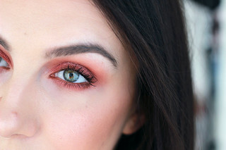 Close-up eye - Backtalk Urban Decay | by Isabellellebasi