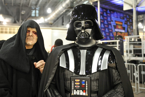Keystone Comic Con 2018: Emperor and Vader | by Kendall Whitehouse