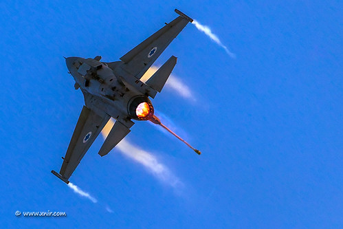 Afterburner Thursday! © Nir Ben-Yosef (xnir)  חיל האוויר | by xnir