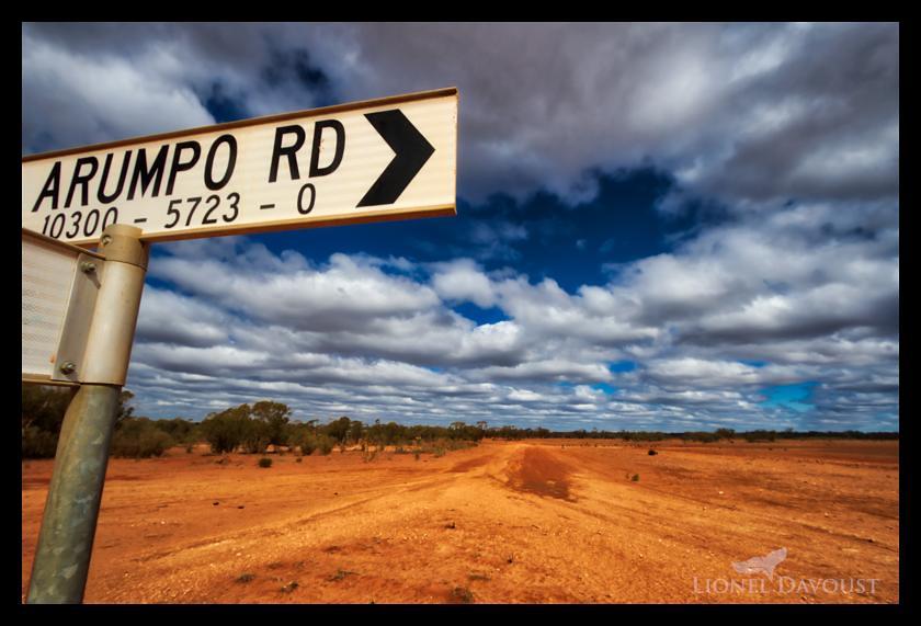 Arumpo road