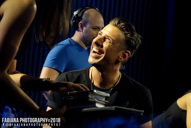 Francesco Gabbani @ Radio Italia - 27.06.2018