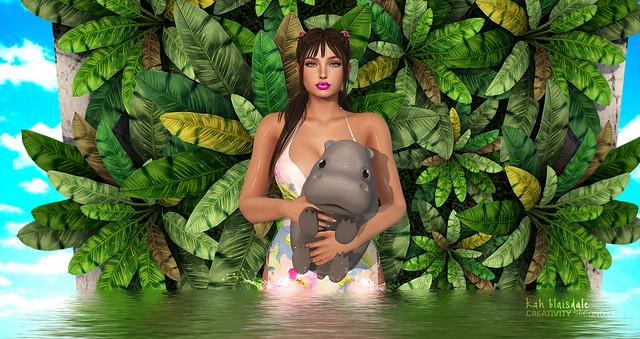 •767 MY HIPPO CUTE