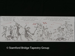 Panel 11 design | by Stamford Bridge Tapestry Project