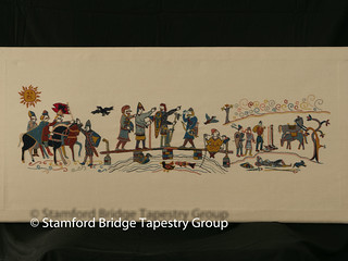 Panel 5 | by Stamford Bridge Tapestry Project