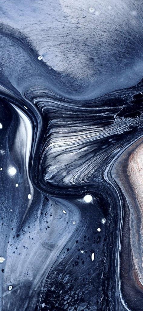 Liquid Metal Iphonexwallpapers Flickr