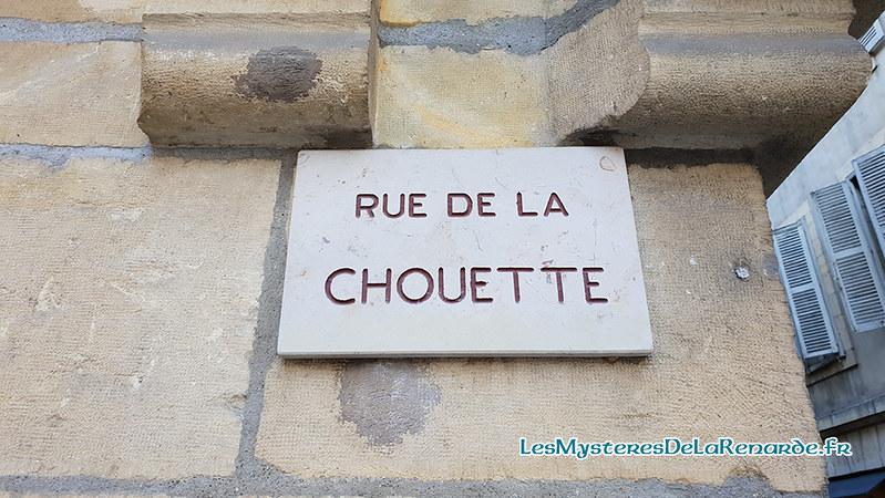 Rue de la Chouette