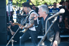 Fear en Riot Fest Chicago 2018