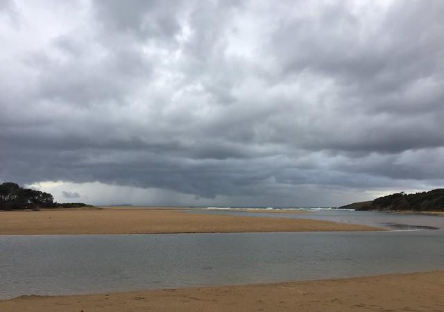 Storm front, Coffs Harbour NSW.