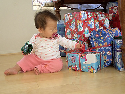 Opening Presents   by howcheng