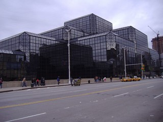 javits center | by h-bomb