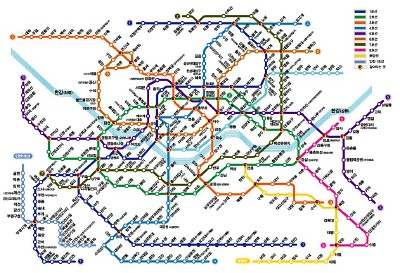 Seoul Kr Subway Map.Subway Map Of Seoul Seoul South Korea Electra1119 Flickr