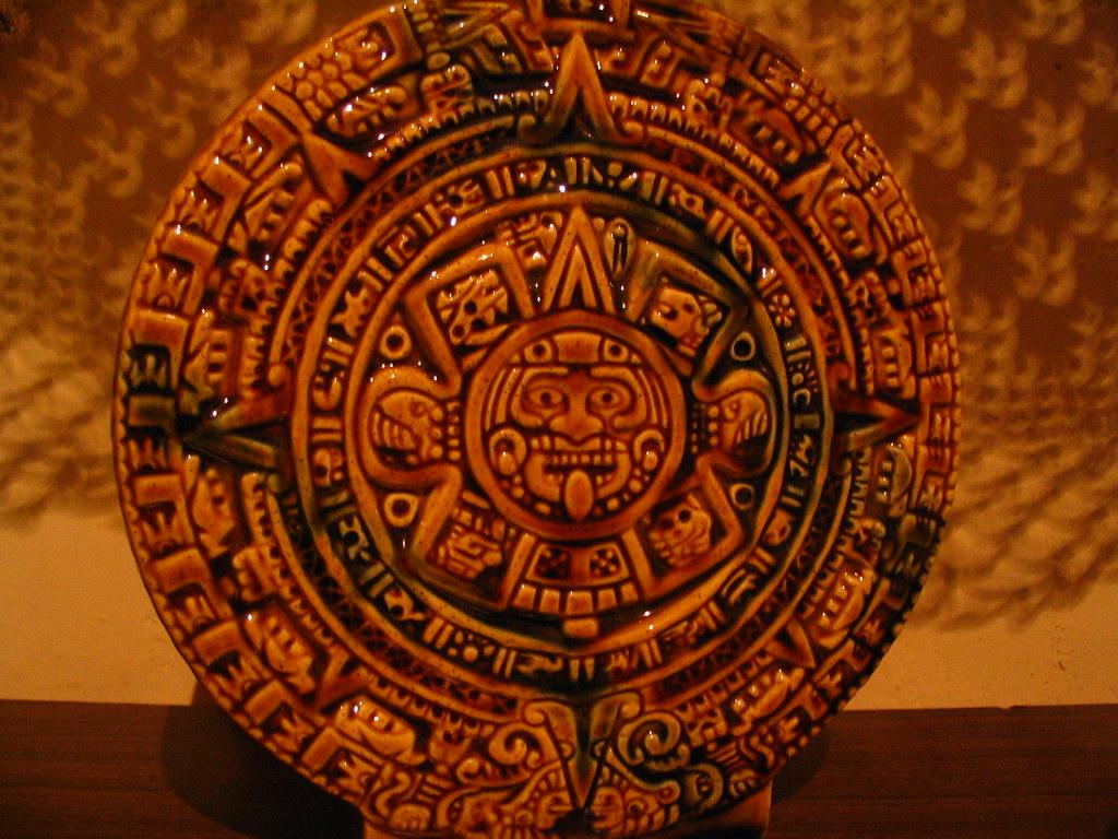 Calendario Azteca.Calendario Azteca El Calendario Azteca Es Un Ciclo De 52 A